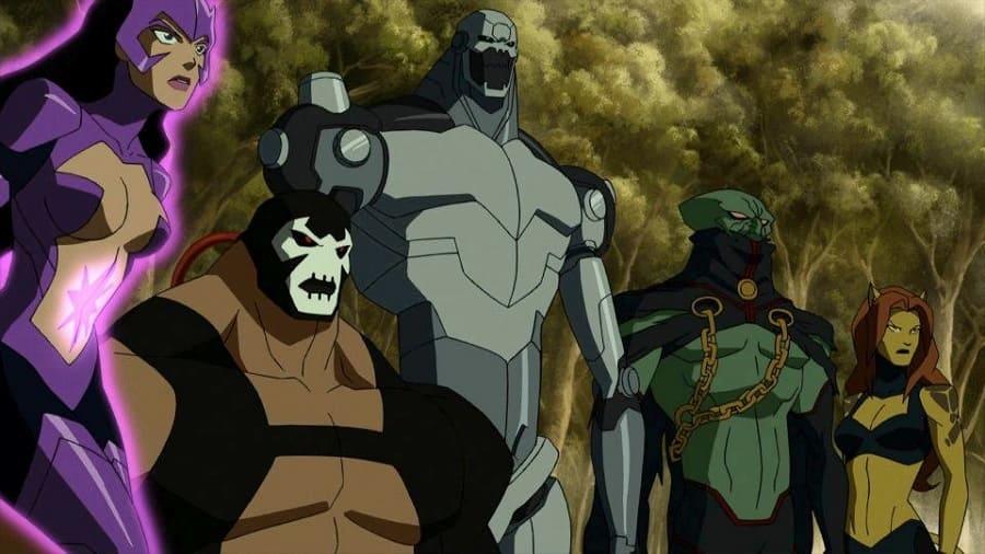 Imagens A Liga da Justiça - A legião do Mal Torrent