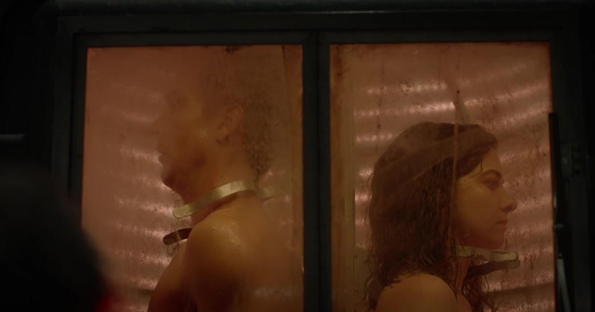 Watch the sex scene in watchmen