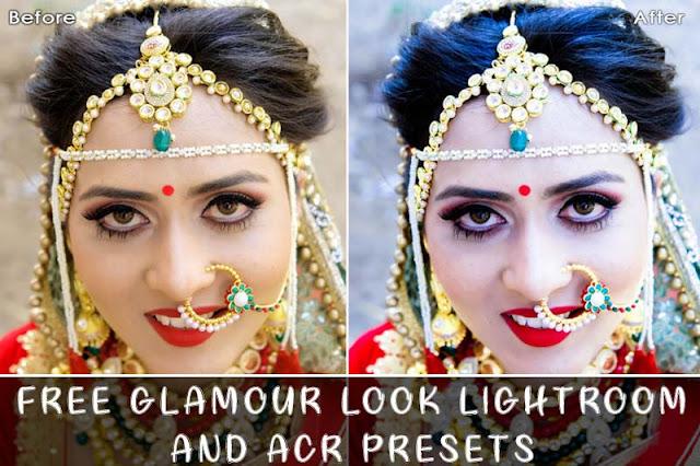Glamour Look Lightroom Presets