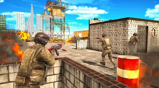Special Ops 2020 Encounter Shooting Games 3D FPS