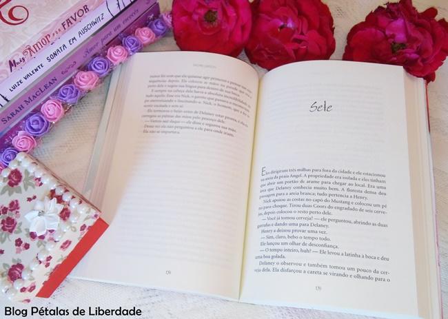 Resenha, diagramação, foto, livro, Loucamente-Sua, Rachel-Gibson, Jardim-dos-livros