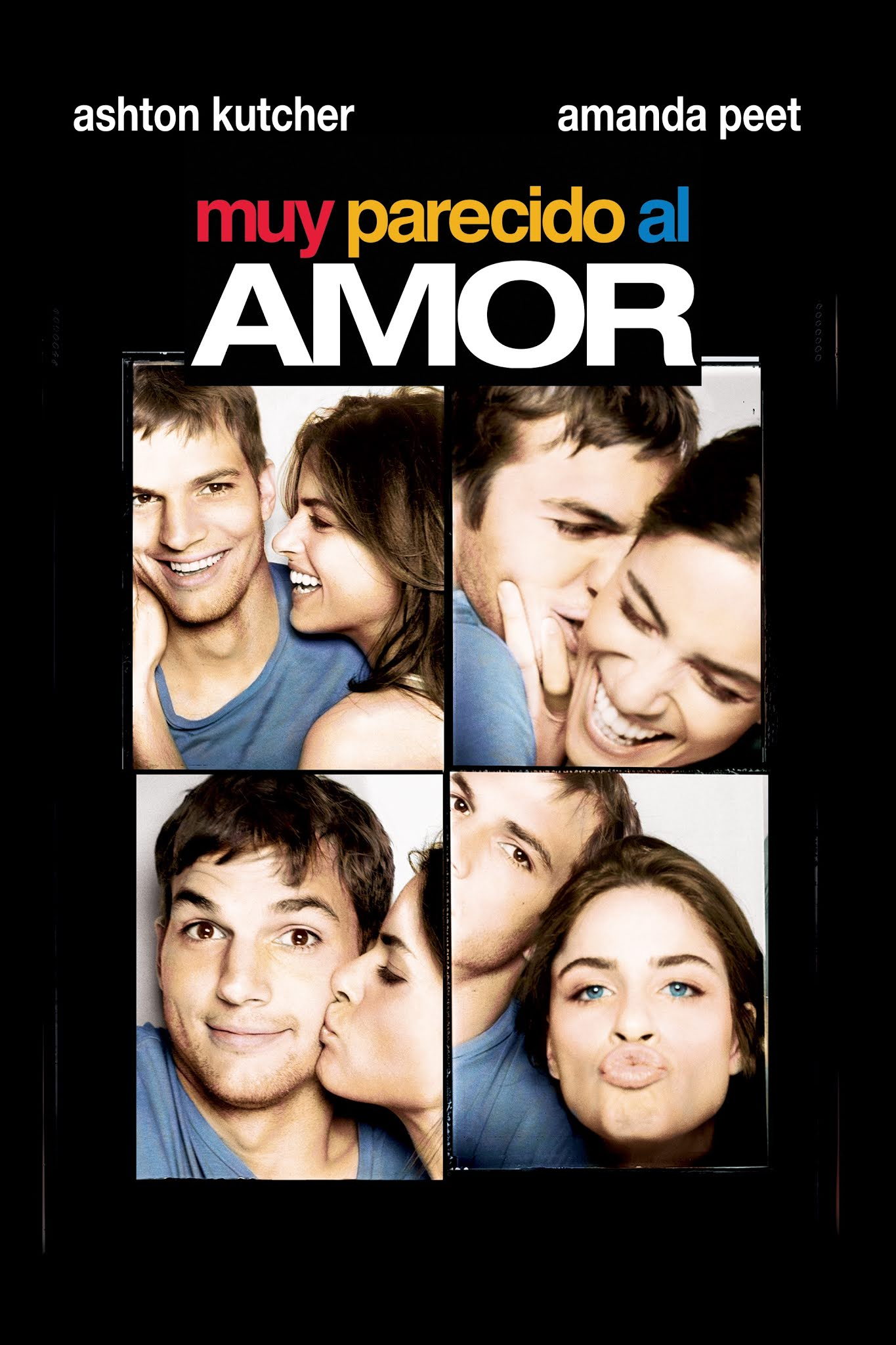 Muy parecido al amor (2005) Full HD 1080p Latino