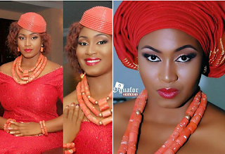 If you're Dating my Ex, Never Allow him Stay Close to Fair Skin Ladies…Actress, Joanna Umoru Warns