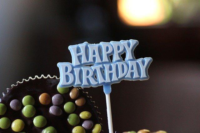 Birthday in Marathi