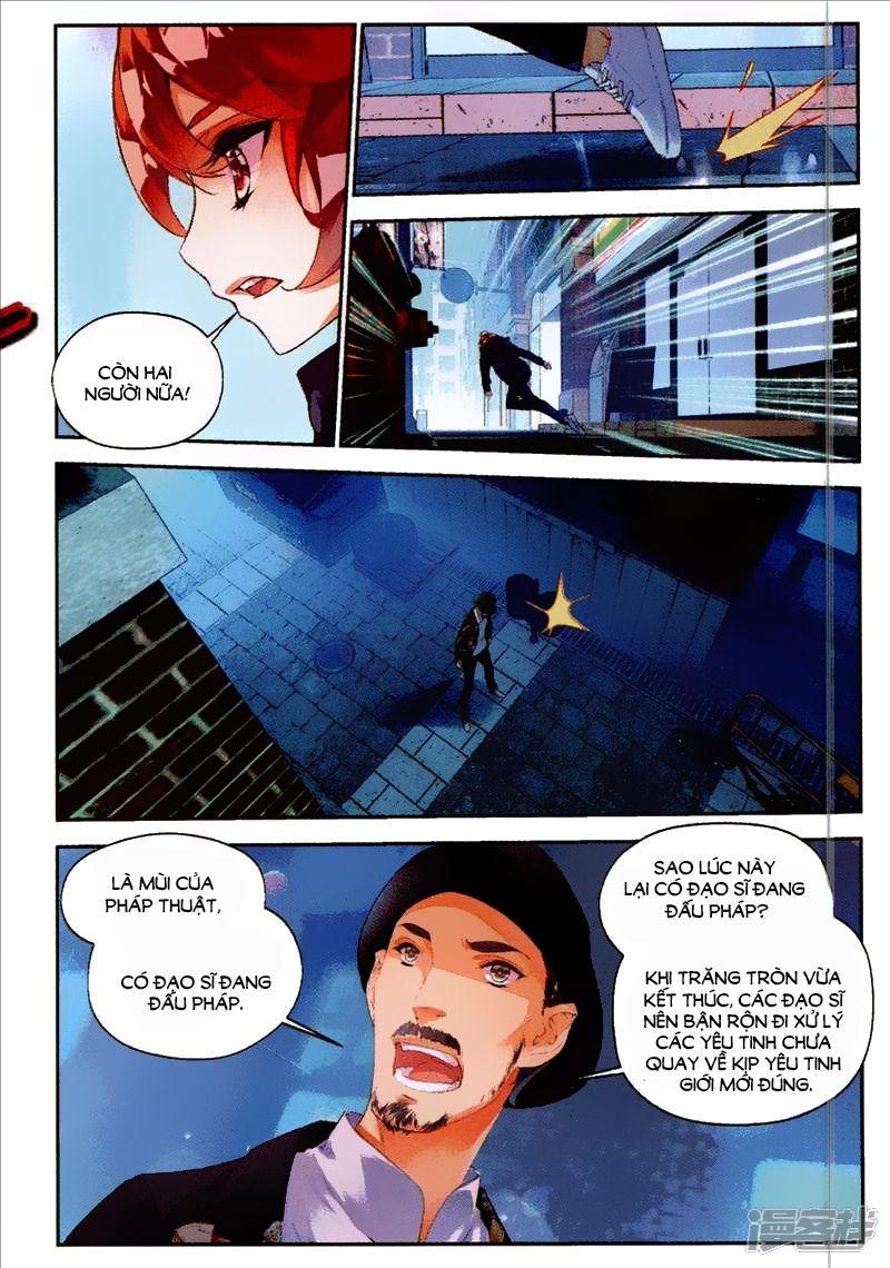 Thu La chap 35 - Trang 4