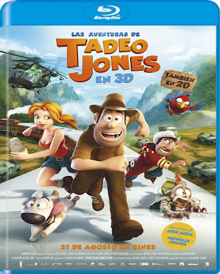Las Aventuras De Tadeo Jones [Latino]
