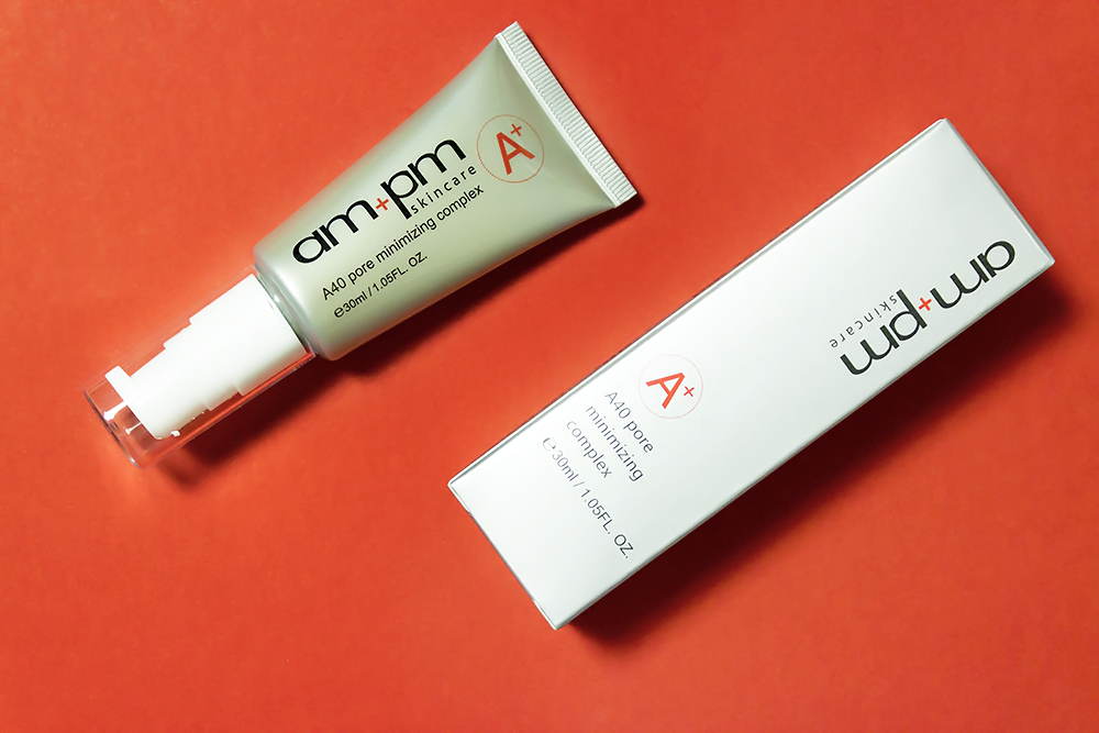 Naruko am+pm A40 Pore Minimizing Complex review