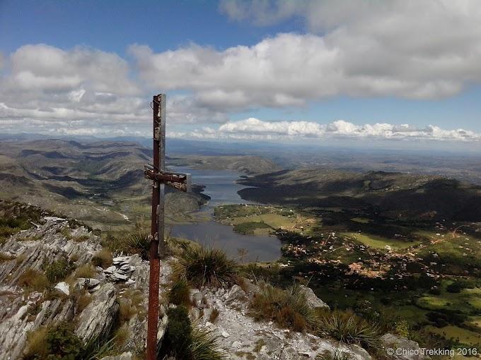 Lapinha a Tabuleiro via Pico do Breu