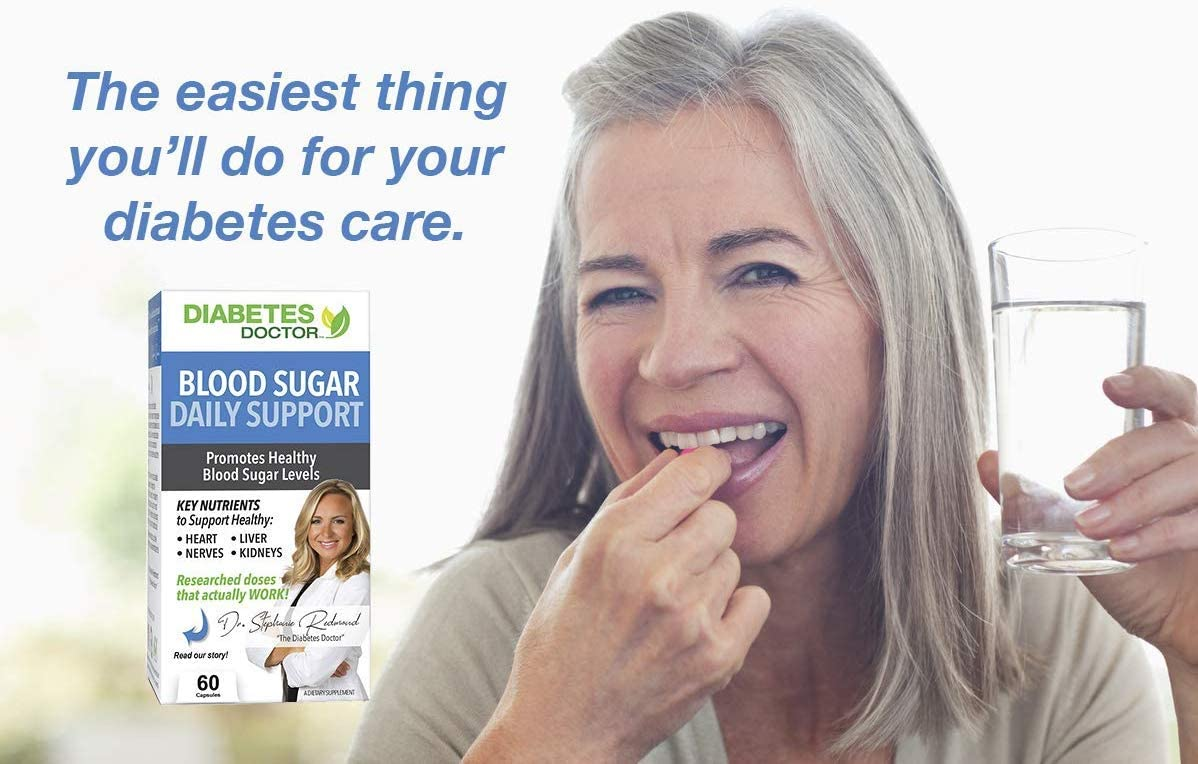 The Best Supplements for Diabetics: Blood Sugar Supports