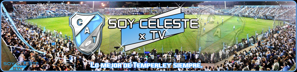 Soy Celeste x Tv  - CLUB TEMPERLEY