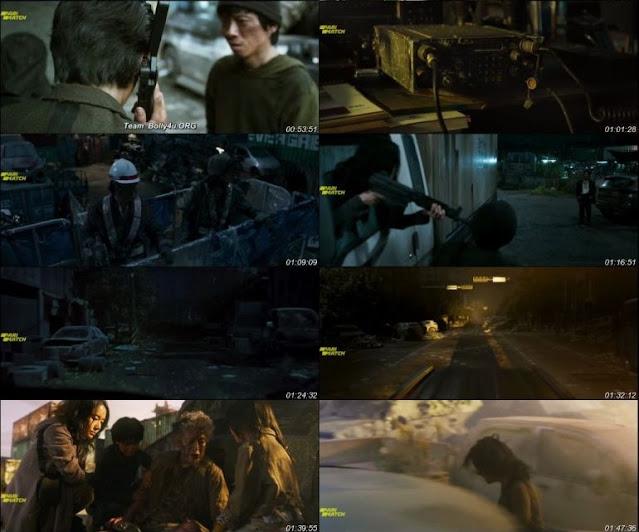 Train to Busan Presents: Peninsula 2020 Dual Audio 1080p BluRay
