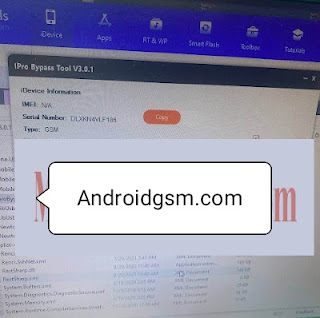 Icloud Bypass IPRO Bypass V3.0.1 (Beta Release) Unlock Tool Latest Update 2021 Free Download To AndroidGSM