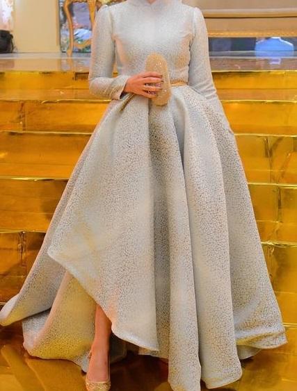 فستان سوارية محجبات