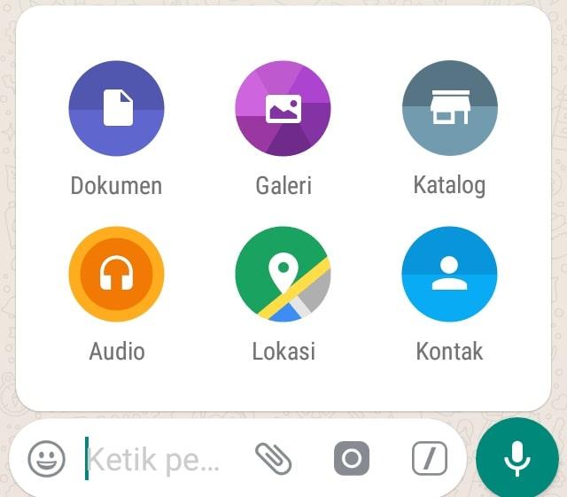 Buat Katalog Whatsapp