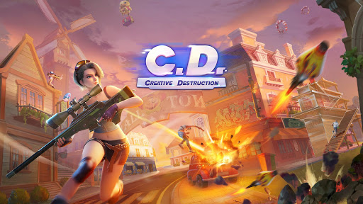 Download Fortnite Clone APK + Data Untuk Android