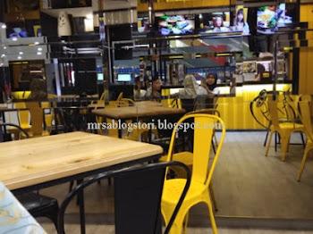 Lepak Makan Di Container Kebab Seremban, Centrepoint