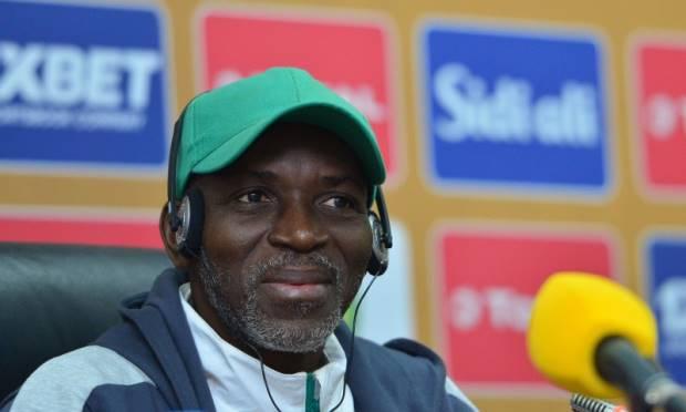 Ivory Coast coach Ibrahim Kamara