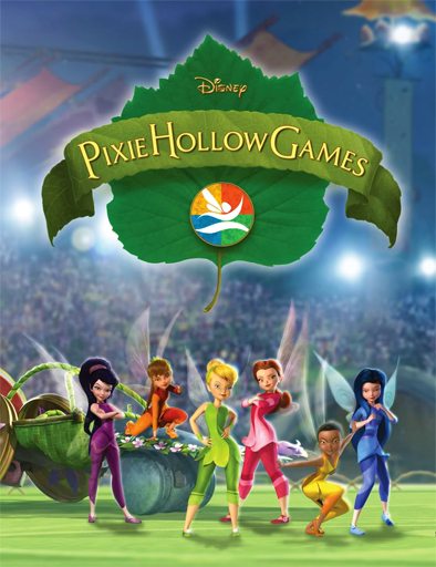 Ver Campanilla y los Juegos de Pixie Hollow (2011) Online