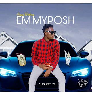 Happy Birthday to Samuel Emmanuel (Emmyposh)