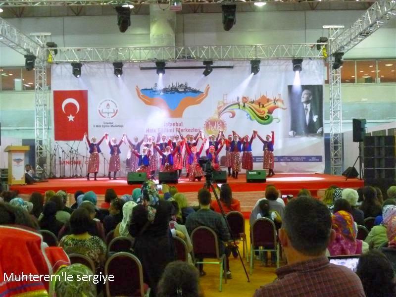 Halk Eğitim Merkezleri Sergisi