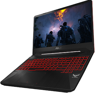 ASUS TUF Gaming FX505 - Tough Gaming Laptop
