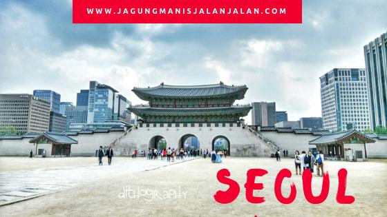 Kota Seoul di Korea Selatan juga punya 8 gerbang bersejarah yang terletak di titik utama tembok benteng Seoul Fortress Wall.