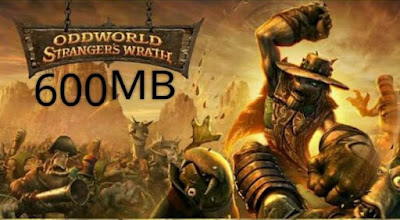 Oddworld: Stranger's Wrath Apk + Data for Android (paid) All GPU