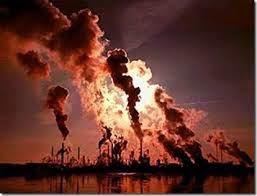 Poluição atmosférica por dióxido de nitrogênio