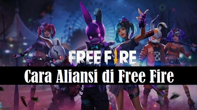 Cara Aliansi di Free Fire