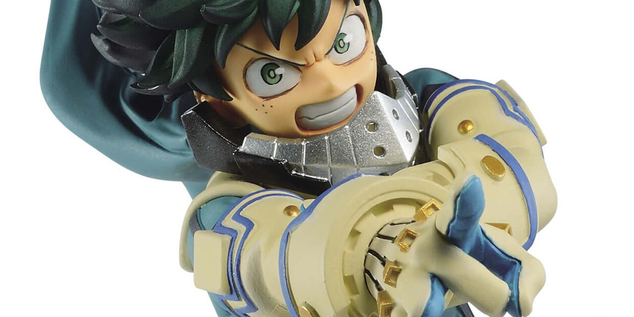 Izuku Midoriya The Amazing Heroes Vol. 13
