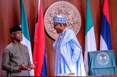 Minimum Wage: Buhari Ready For Honest, Transparent Negotiations – Osinbajo