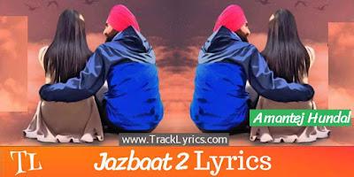 jazbaat-2-punjabi-song-lyrics