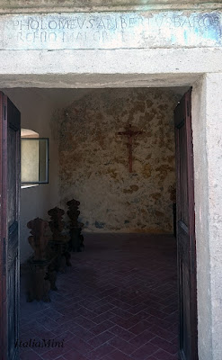 Kapliczka na zamku Malgrate