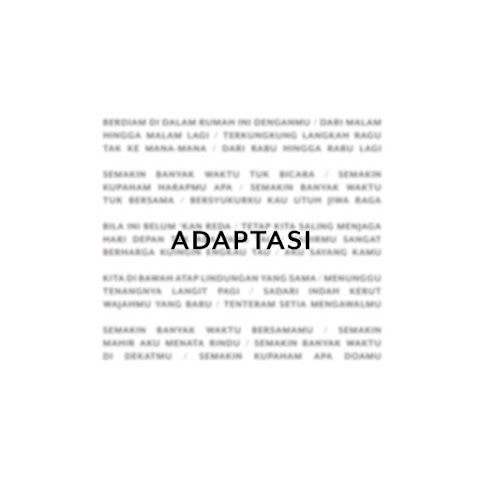 Tulus - Adaptasi MP3