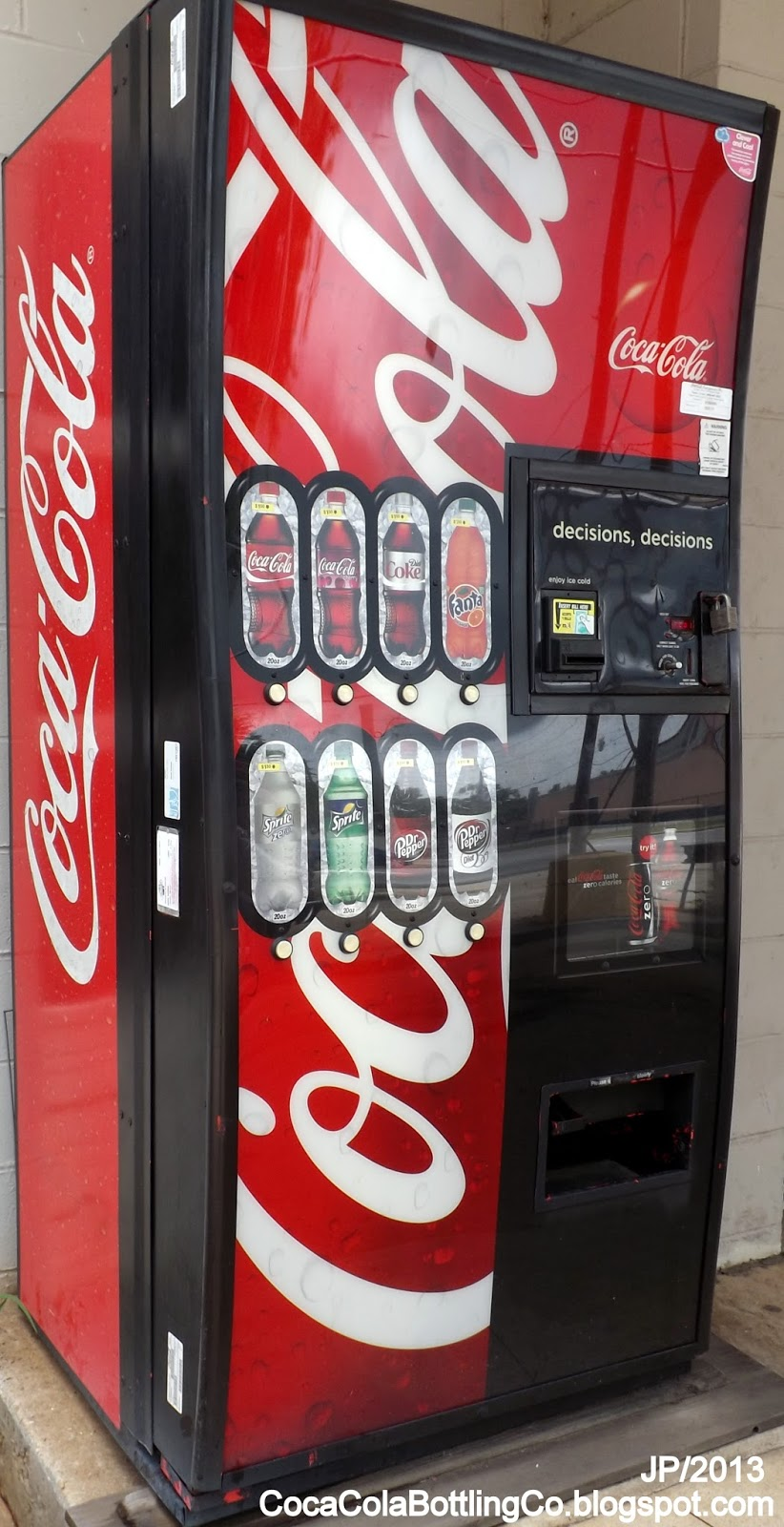 Cola Maschine