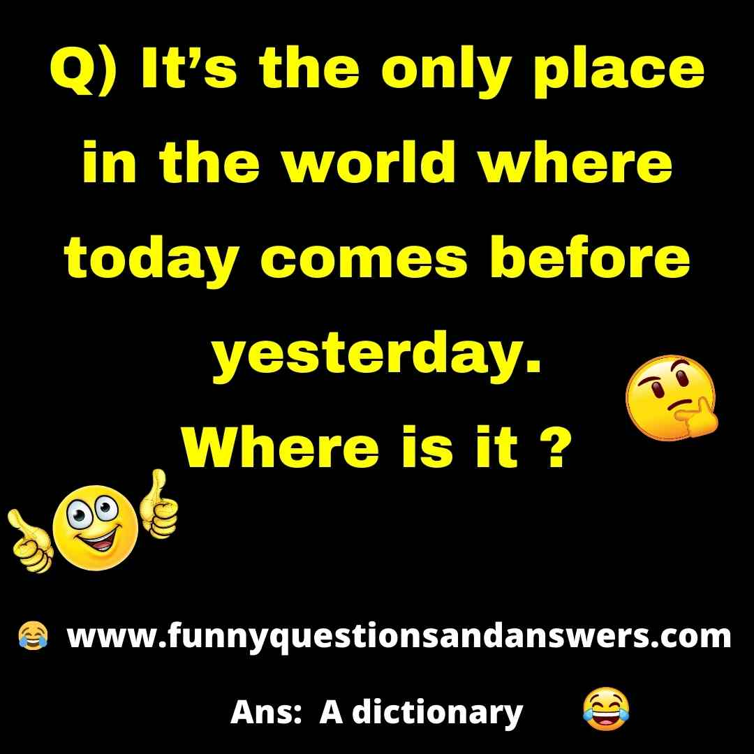 Funny Questions To Ask Kids With Answers