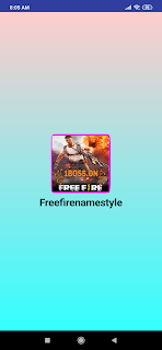 Free Fire Name Style App Download || Garena Free Fire New Update || Garena Free Fire Name Style App Free Fire Name Style App Download