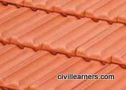 Mangalore tiles types