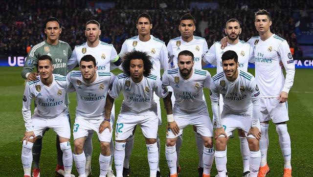 Le XI de rêve de Cristiano Ronaldo pour le Real Madrid