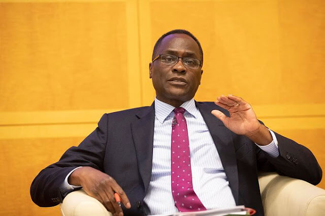 Kenyan lawyer Ceda Ogada named as the new IMF Secretary of Funds and the Director of the Secretary's Department
