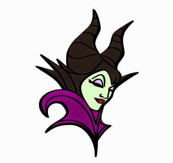 Crafting With Meek Maleficent Svg