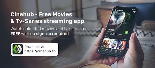 تحميل تطبيق CineHub v2.1 لمشاهدة وتحميل الافلام و المسلسلات الحديثة و القديمة 2020 مع الترجمة