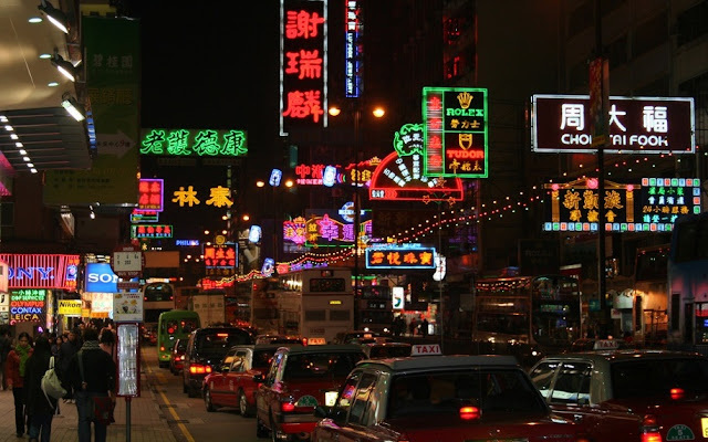 Wisata Jalan-jalan Nathan Road Hong Kong