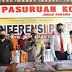 Sengaja menghalangi Pelaksanaan Kekarantinaan 4 Orang Tersangka Diamankan Oleh Polres Pasuruan