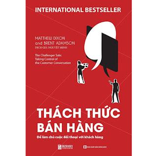 Sách Thách thức bán hàng-Sách Kinh Doanh-Kinh Tế ebook PDF-EPUB-AWZ3-PRC-MOBI