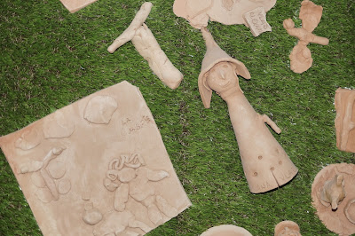 ATELIER DE OLARIT MODELAJ SI PICTURA CLAY PLAY