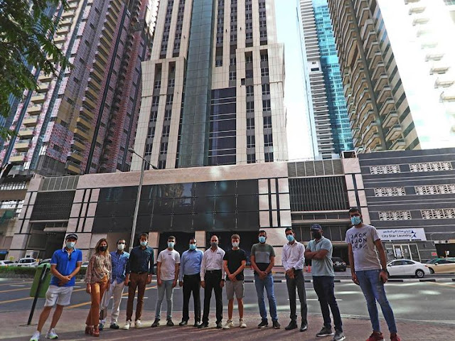 #Dubai s Marina 101: Property owners willing to spend  few millions  to finish much-delayed skyscraper | Property – Gulf News