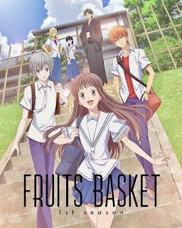 Fruits Basket Season 1 Batch (1-25 Episode) Subtitle Indonesia