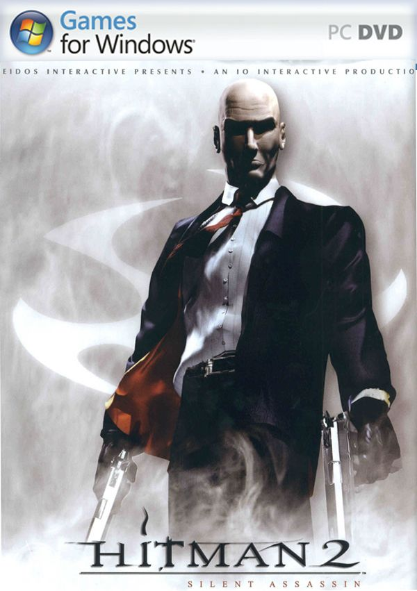 HITMAN 2 PC Cover