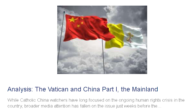https://www.catholicnewsagency.com/news/analysis-the-vatican-and-china-part-i-the-mainland-66113?utm_campaign=CNA%20Daily&utm_medium=email&_hsmi=91879317&_hsenc=p2ANqtz-_BE1nqNALY_KMo8OhmXNsfvh3jFw96_RyC93eAkfY0H26oPcKtJhGkRx2JUkYW5OmpWRZtvrejGlSHkuZX1FPFy9no6g&utm_content=91879317&utm_source=hs_email